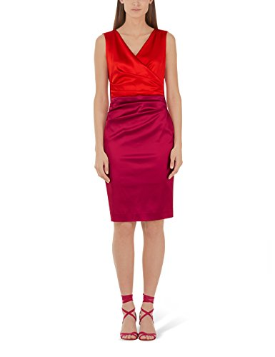Marc Cain Collections Gc 21.53 W24, Robe Femme Rot (pink 241)