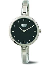 Boccia Damen-Armbanduhr Analog Quarz Titan 3248-01