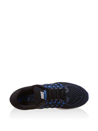 Nike Air Zoom Vomero 11, Scarpe da Corsa Uomo Nero (Black (nero / bianco-blu photo-corridore blu))