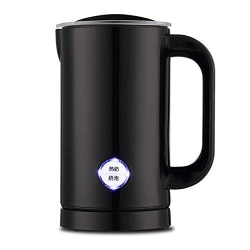 D Kaffeevollautomat Automatische Milchschaummaschine Für Haushalts- Und Gewerbliche Zwecke Mit Doppeltem Verwendungszweck Für Heiße Und Kalte Elektrische Kaffeemilch, 2-Tasten-Bedienung