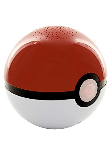 Teknofun 811365 Pokemon - Pokeball Bluetooth Lautsprecher