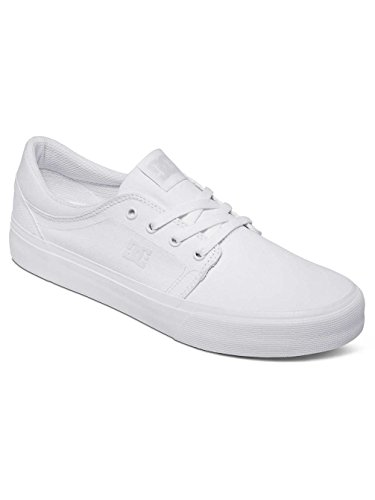 DC Shoes Trase Tx, Baskets mode homme WHITE/WHITE/WHITE