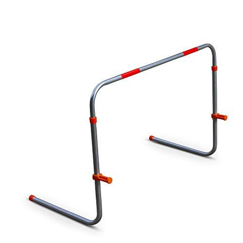 HAEST Leichtathletik Trainingshürde Steh-Auf MIDI von 55-85 cm