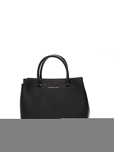 lancaster-paris-mujer-52711noir-negro-cuero-bolso-de-mano