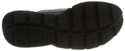 Nike Sock Dart, Scarpe da Corsa Uomo Black (Nero / Nero-Volt)