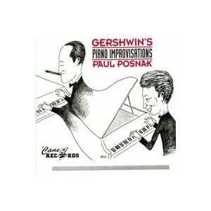 Gershwin's Piano Improvisation