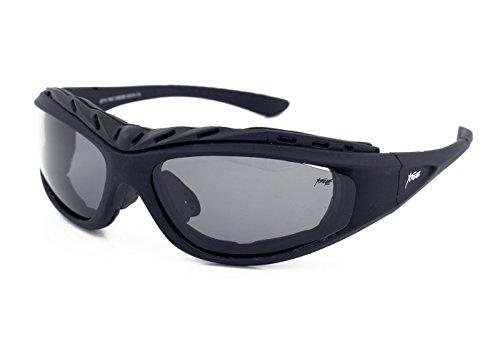 Xtreme Plus Sport polarisiert Sonnenbrille Brillen für Männer Frauen Unisex Kajak, Kanu, Snow Boarding, Radfahren Skifahren, Fahren, Radfahren Abnehmbarer weicher Schaumstoff Pad