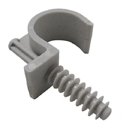 ING Fixations IGLA851430 Sachet de 20 attaches fix-ring simple 16
