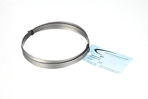 Metal de sierra de cinta BI metal M 42Medidas 1335x 13x 0,65mm 18ZpZ por ejemplo para Femi...