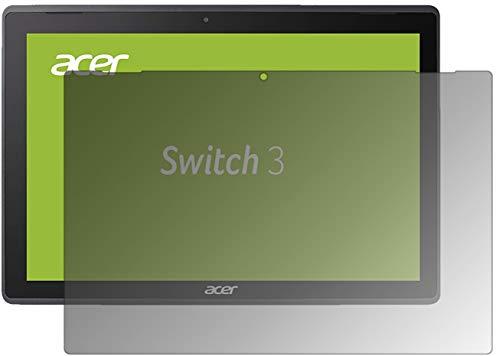 dipos I Blickschutzfolie matt passend für Acer Switch 3 SW312-31-P7SF Sichtschutz-Folie Bildschirm-Schutzfolie Privacy-Filter