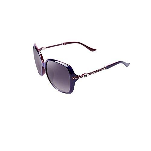 JFFFFWI Polarisierte Sonnenbrille 100% UV-Schutz Anti-Glare-Brillenglas Harz komfortable High-End-Dekoration (Farbe: 6)
