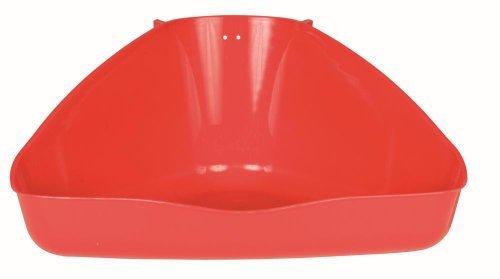 Trixie 62552 Ecktoilette, 45 × 21 × 30/30 cm sortiert