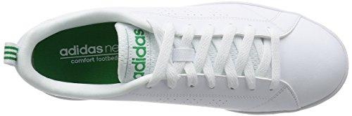 Verde ftwbla Verde Baixa Branco Limpo Ftwbla topo Vs Dobradiças Neo Adidas Bojo Vantagem Ue OgxPq411