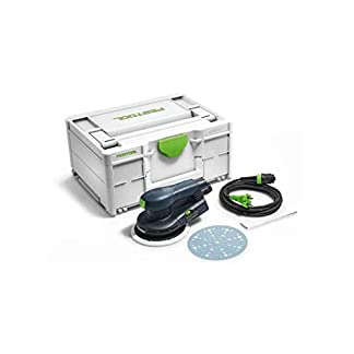 Festool 576329 ETS EC 150/5 EQ-Plus – Lijadora excéntrica