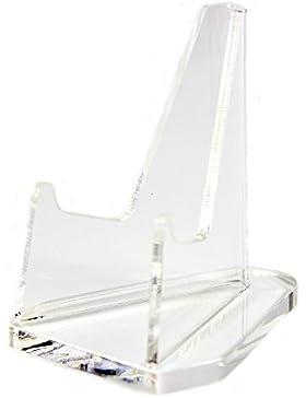 Dekoständer, Acrylständer ST–011Schatullen-Uhr