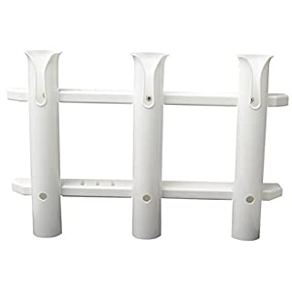 Attwood Marine ROD RACK WITH W/KNIFE AND PLIER HOLDER