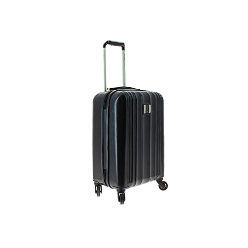 Valise ELITE SHIELD APOLLO BLACK polycarbonate 52 cm