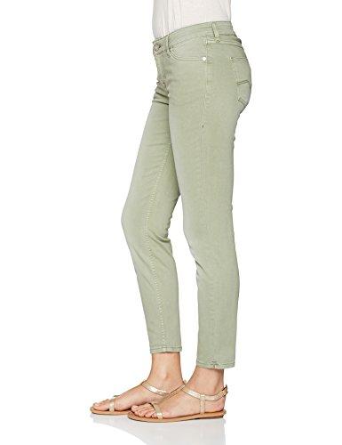BOGNER Jeans, Jean Coupe Ajustée Femme Grün (Iceberg Green 649)