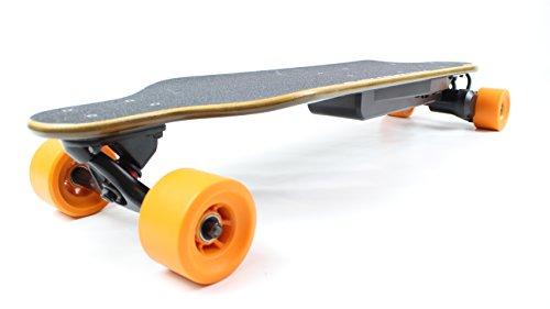 Max-eboard-lectrique-Longboard-Cruiser-Deck-Style-Moteur-de-1200-W-20H-Top-Speed-11209-km-Gamme