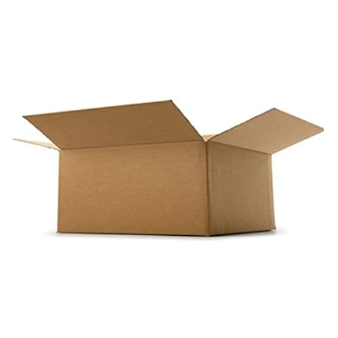 REALPACK® 10 x Boxes Single Wall Size : 12''x9''x7'' - Ideal for Moving House or Just Storing Items Away Free Fast Shipping *Next Day UK Delivery Service*