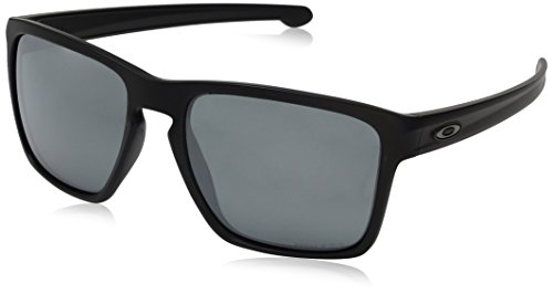 Oakley Herren Sliver Sonnenbrille, Schwarz (Negro), 56