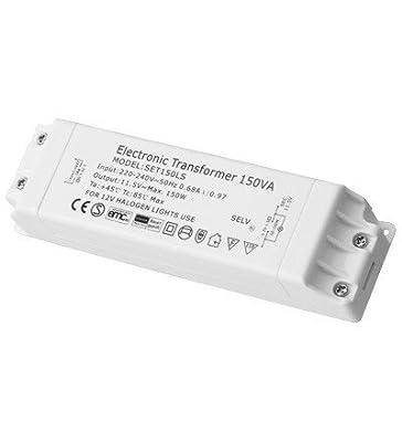 Goobay Halogen Transformatoren, Leistung : 50-150 Watt SET 150 LS von Wentronic bei Lampenhans.de