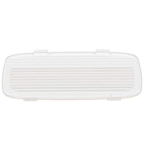 B Baosity Autotür Licht Schutzhülle Schutzabdeckung für Honda Accord 2dr & 4dr 2003-2007 (Licht Honda Accord)