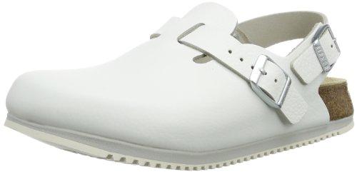 Birkenstock Professional TOKIO Unisex-Erwachsene Clogs, Weiß (WEISS), 39 EU Birkenstock Professional Clogs