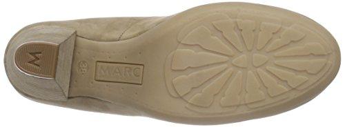 Marc Shoes Elle, Chaussures à talons - Avant du pieds couvert femme Beige - Beige (taupe 260)