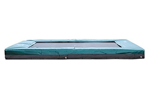 Etan Inground Trampolin Premium Gold size 281 cm x 201 cm rectangular