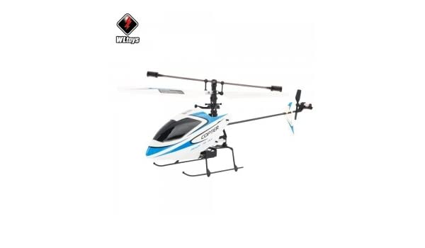 New Packing Wltoys V911 4 Channel 2 4GHz Single Blade: Amazon co uk