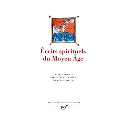 Écrits spirituels du Moyen Âge
