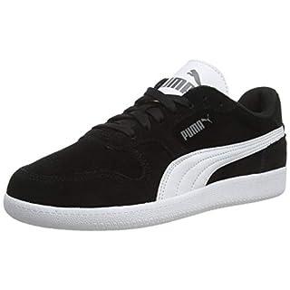 Puma Unisex-Erwachsene Icra Trainer SD Sneakers, Schwarz (Black-white), 48.5 EU