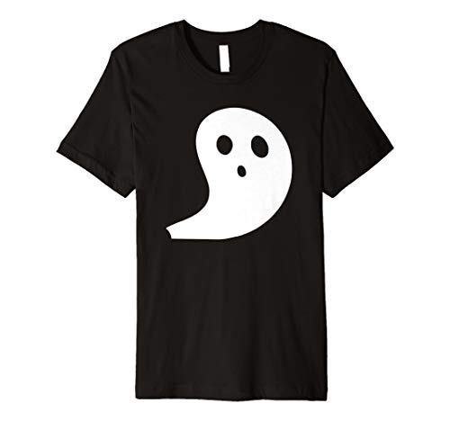 Boo. Ghost beliebtes Halloween Kostüm Idee