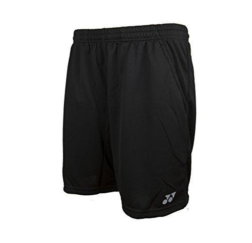 Yonex YS2000–Pantaloncini di Vari Colori e Taglie, 2015, YCSports, Nero