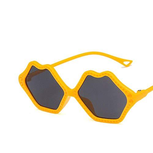 MDWBR Jungen Mädchen Sonnenbrille Kinder Katzenauge Brillen SonnenbrilleLiebe Herz Baby Mode UV400,3