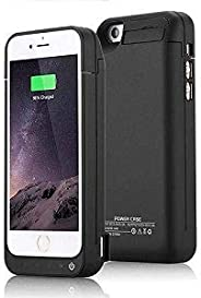 Portable 4200mAh External Power Bank Backup Battery Charger Case For Apple iPhone 5 5S(black Color)