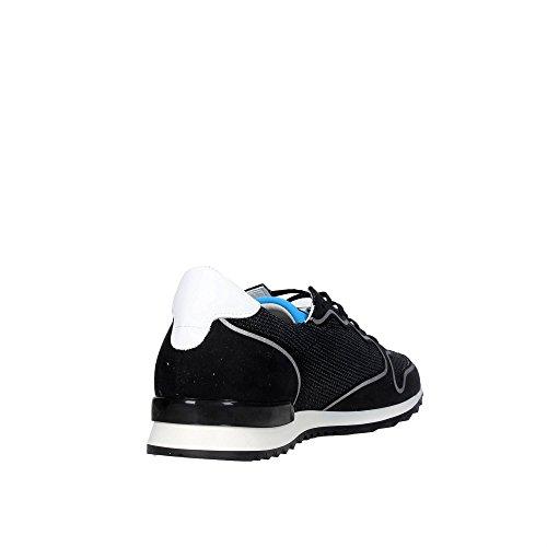 D.A.T.E. Boston-7 Petite Sneakers Homme Bleu