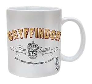 Kaffeetasse-Gryffindor Team Quidditch
