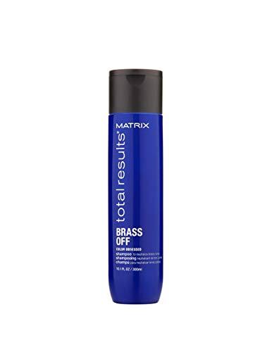 Matrix Total Results Brass Off Shampoo, 1er Pack (1 x 300 ml)