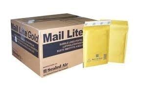 Preisvergleich Produktbild Luftpolstertaschen Mail Lite Gr. 4 Typ D 20x28cm 100 Stück