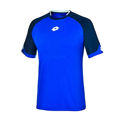 Lotto Camiseta Delta Plus m/c Royal-White Talla XXL