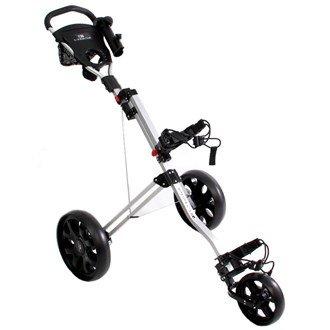 US Kids Golf US Kids USK 3 Roue de Chariot de argent, push cart trolley
