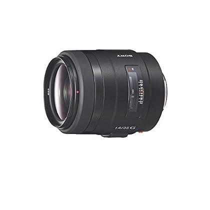 Sony SAL35F14G - Objetivo para Sony/Minolta (distancia focal fija 35mm, apertura f/1.4-22) negro