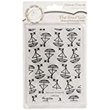 Sail On The Good Life Universal Embossing Folder by Forever Friends