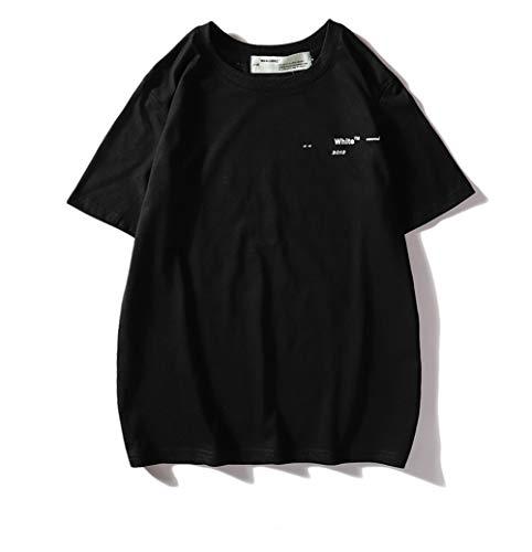 Enzym Wash Tee (Nice t Shirt|Off 2019 Oil Painting Short Sleeve Tee Men Women White t Shirt)