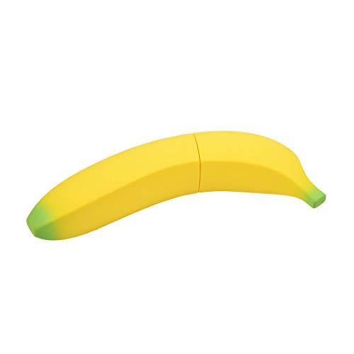 MAGAI Silikon Banane Vibrator Simulation Penis Pump Massage Sexy Dildo Frauen Masturbation Zauberstab (Size : B)