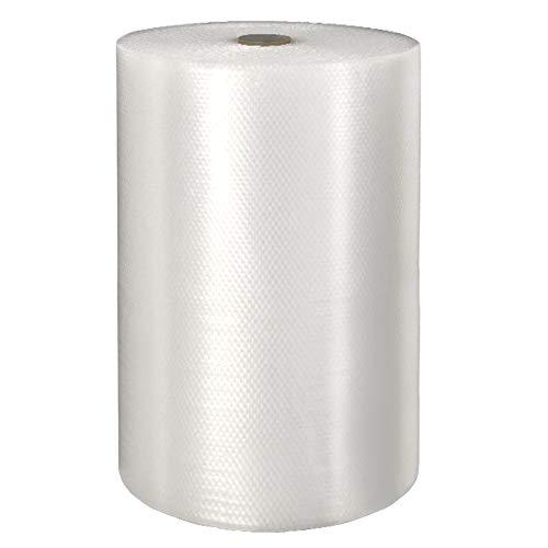 KK Verpackungen® Luftpolsterfolie, 100cm x 100m - Stärke 60 my | Noppenfolie mit 1m Rollenbreite