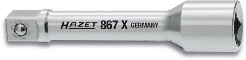 HAZET 867X-2 Verlängerung, 1/4 Zoll, 6.3 mm