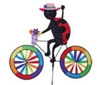 Premier Kites bicicletta girandola-coccinella